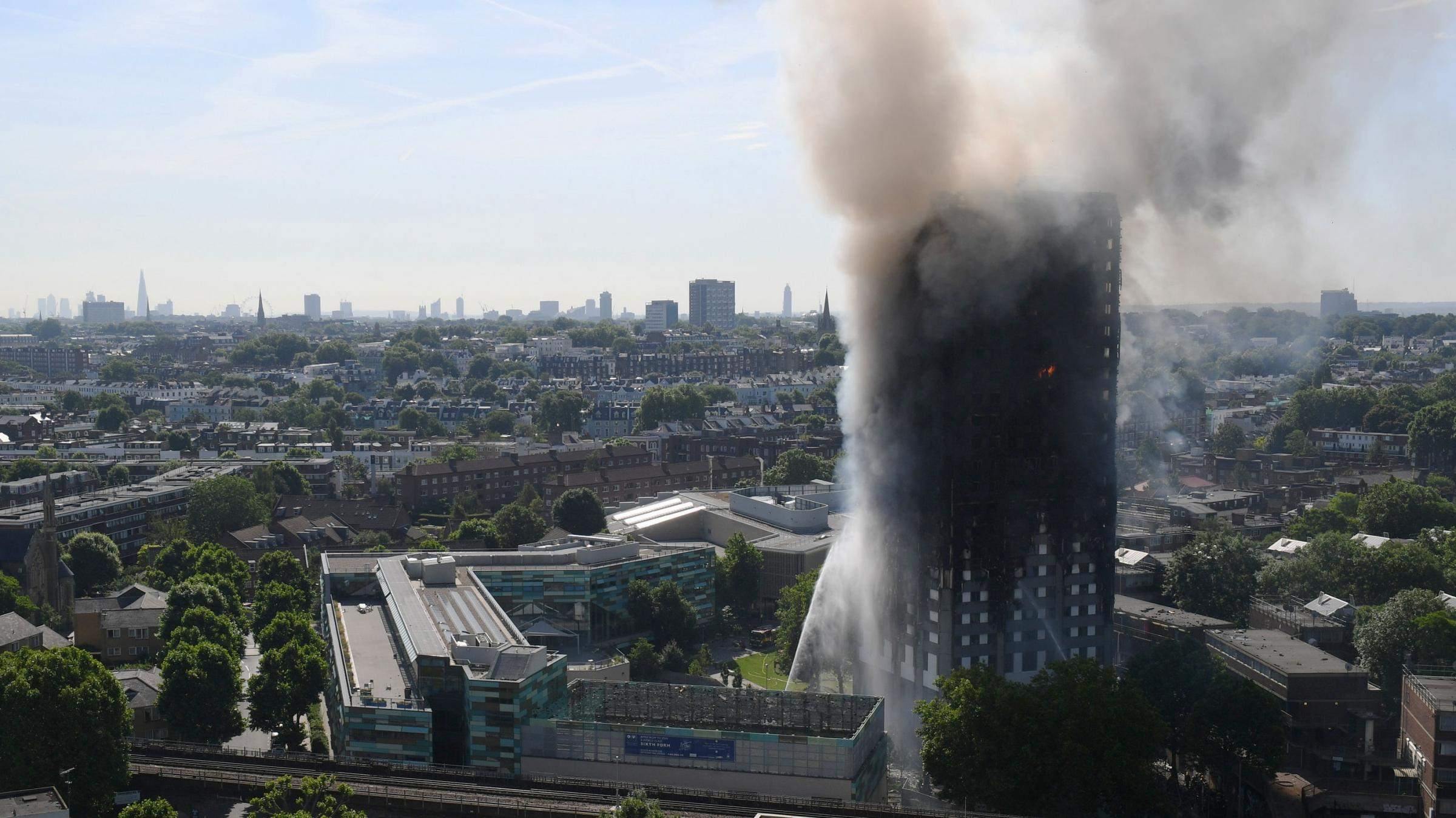 Grenfell Tower recovery efforts ongoing as death toll reaches 30