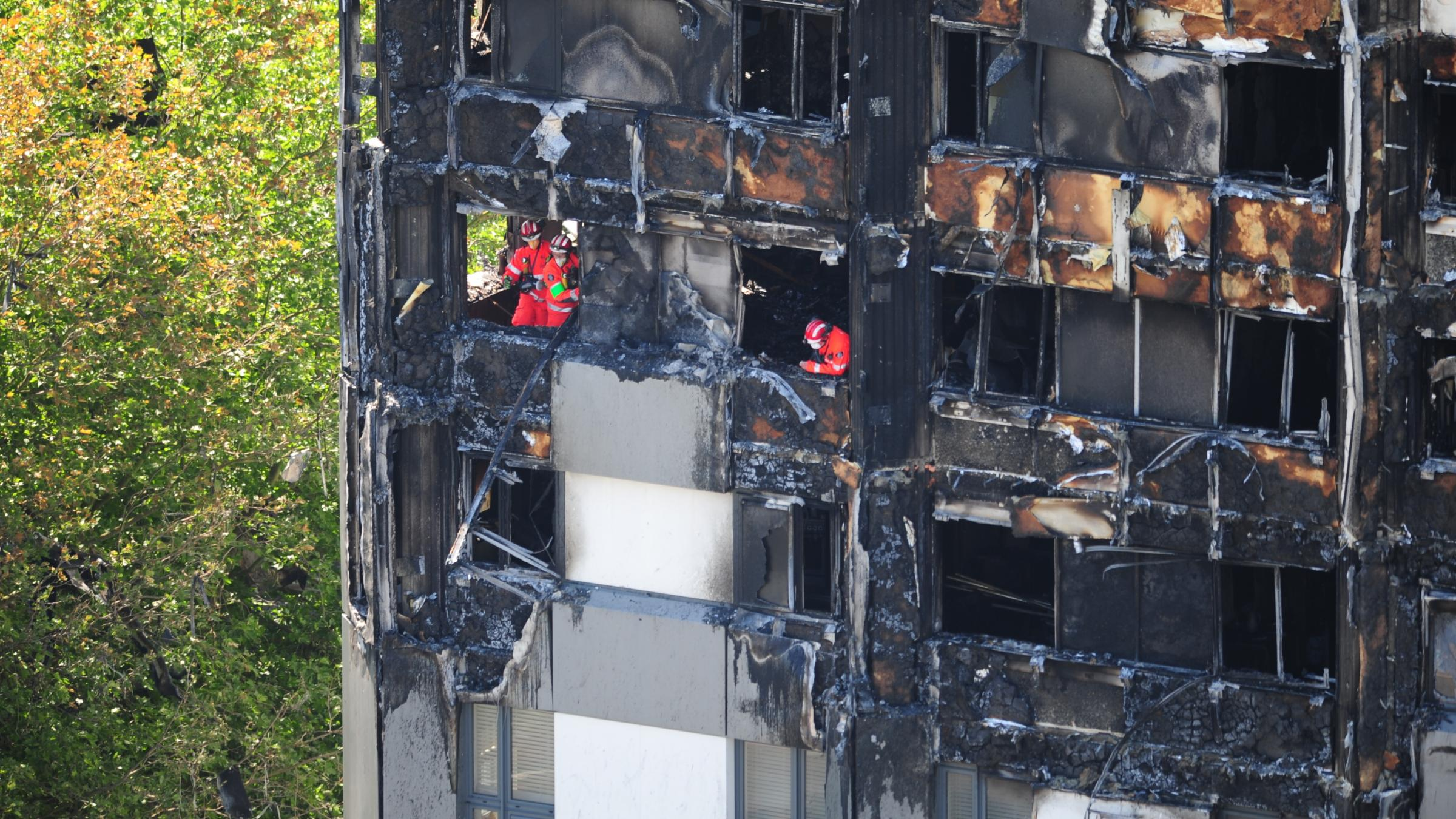 People Are Believed Dead In London's Grenfell Tower Apartment Fire