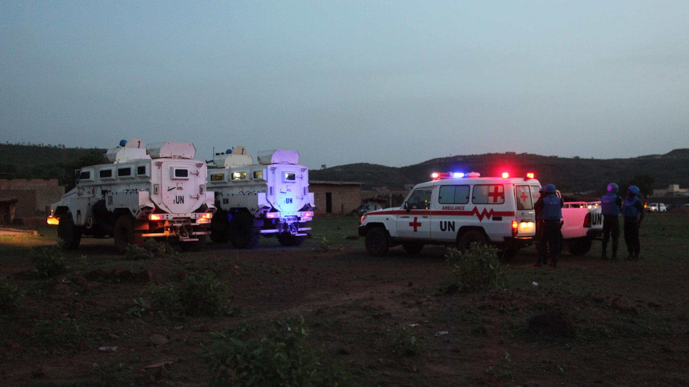 Two killed in Mali tourist resort attack